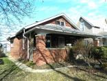 46 South Bradley Avenue, Indianapolis, IN 46201