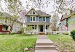 548 Woodruff Place East Drive, Indianapolis, IN 46201