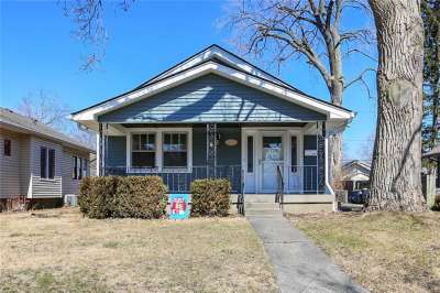 5124 N Maple Lane, Indianapolis, IN 46219