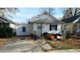 543 N Exeter Ave, Indianapolis, IN 46222