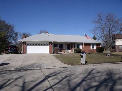 5224 N Limestone Court, Indianapolis, IN 46237