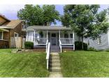 154 S 3rd Ave, Beech Grove, IN 46107