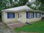 1726 North Somerset Avenue, Indianapolis, IN 46222