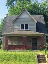 1207 West 35th Street, Indianapolis, IN 46208
