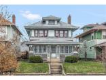 2021 North Talbott Street, Indianapolis, IN 46202