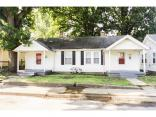 1619~2D1621  Lawton  Avenue, Indianapolis, IN 46203