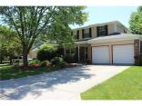 5539 North Pilgrim  Drive, Indianapolis, IN 46254