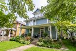 321 North Lesley Avenue, Indianapolis, IN 46219