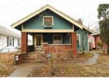 1040 Hervey Street, Indianapolis, IN 46203