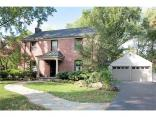 730 Sherwood Drive, Indianapolis, IN 46240