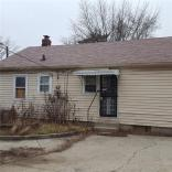 3417 Adams Street, Indianapolis, IN 46218