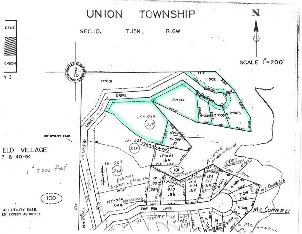 Lot 3 and 4 North Spenfield Village, Rockville, IN 47872