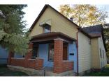 1126 North Hamilton Avenue, Indianapolis, IN 46201
