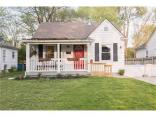 5145 Crittenden Avenue, Indianapolis, IN 46205