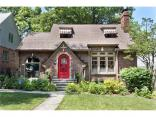5252 North Kenwood  Avenue, Indianapolis, IN 46208
