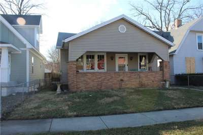 418 N Chester Avenue, Indianapolis, IN 46201