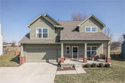 863 Thornwood Drive, Greenwood, IN 46143