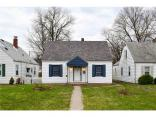 4729 Stratford Avenue, Indianapolis, IN 46201