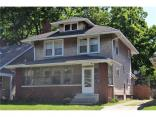 733 North Gladstone Avenue, Indianapolis, IN 46201