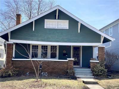 607 N Emerson Avenue, Indianapolis, IN 46219