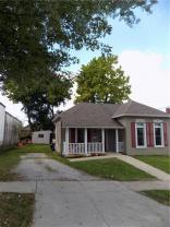 206 North Indiana Street, Greencastle, IN 46135