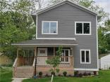 528 North Beville Avenue, Indianapolis, IN 46201