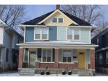 1024 South Randolph Street, Indianapolis, IN 46203