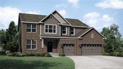 15493 S Brown Jack Drive, Fishers, IN 46040