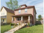 2934 North Delaware Street, Indianapolis, IN 46205