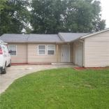 5422 E Sleet Drive, Indianapolis, IN 46237