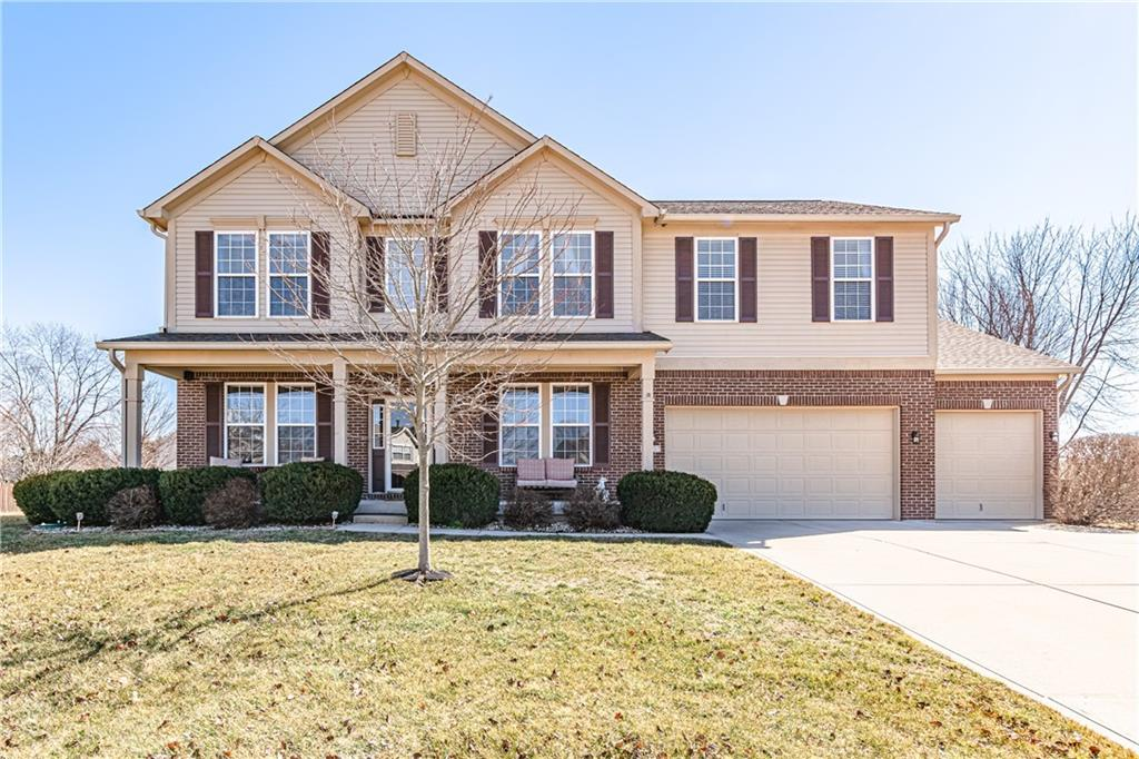 6925 N Roundrock Court Avon, IN 46123