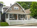 606 Cottage Ave, Indianapolis, IN 46203
