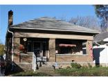 734 Gladstone Avenue, Indianapolis, IN 46201