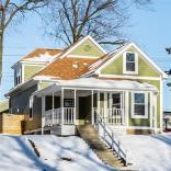 1756 East Brookside Avenue<br />Indianapolis, IN 46201