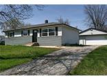 3510  Ferncliff  Avenue, Indianapolis, IN 46227
