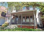 2015 Delaware Street, Indianapolis, IN 46202