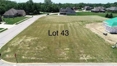 Lot 43 E Wexford Commons, Danville, IN 46122
