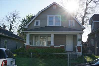 544 N Parker Avenue, Indianapolis, IN 46201