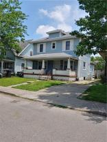 213 North Tremont Street, Indianapolis, IN 46222