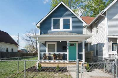 1444 W English Avenue, Indianapolis, IN 46201