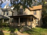 2341 North Kenwood Avenue, Indianapolis, IN 46208