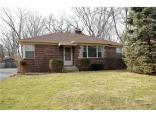 6040 Hillside Avenue West Drive, Indianapolis, IN 46220