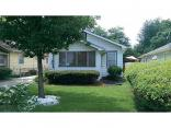 4918 Ralston Ave, Indianapolis, IN 46205