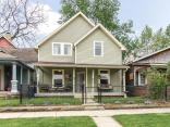 1827 Fletcher Avenue, Indianapolis, IN 46203