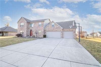 1308 N Manchester Drive, Greenfield, IN 46140