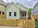 1823 Woodlawn Avenue, Indianapolis, IN 46203