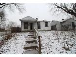 3444 Kinnear Avenue, Indianapolis, IN 46218
