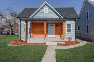 1758 W Morgan Street, Indianapolis, IN 46221