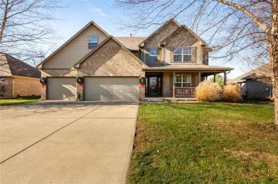 3866 S Cedar Creek Way, New Palestine, IN 46163