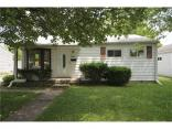 1817 North Whittier  Place, Indianapolis, IN 46218